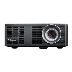 Optoma ML750e data projector DLP WXGA (1280x800) 3D Portable projector Black