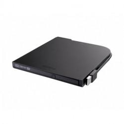 Buffalo DVSM-PT58U2VB unidad de disco óptico Negro DVD Super Multi DL DVSM-PT58U2VB-EU