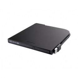 Buffalo DVSM-PT58U2VB unidade de disco ótico Preto DVD Super Multi DL DVSM-PT58U2VB-EU