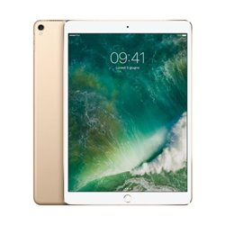 APPLE IPAD PRO 10,5 PRO WI-FI + CELLULAR 64GB - GOLD MQF12TY/A