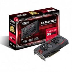 ASUS EX-RX570-4G placa de vídeo Radeon RX 570 4 GB GDDR5