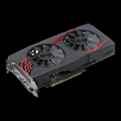 ASUS Expedition EX-RX570-O4G graphics card Radeon RX 570 4 GB GDDR5