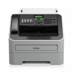 Brother -2845 fax Laser 33,6 Kbit/s 300 x 600 DPI Negro, Blanco FAX2845