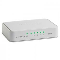 Netgear FS205 Não-gerido Branco FS205-100PES