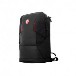 MSI Urban Raider notebook case 43.2 cm (17) Backpack Black G34-N1XXX13-808