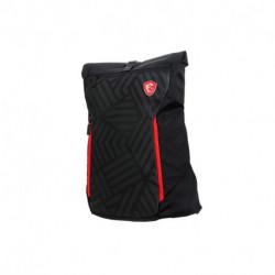MSI Mystic Knight sacoche d'ordinateurs portables 43,2 cm (17) Sac à dos Noir G34-N1XXX14-808