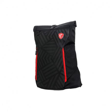 MSI Mystic Knight notebook case 43.2 cm (17) Backpack Black G34-N1XXX14-808