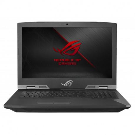 ASUS ROG G703GX-EV116T Titânio Notebook 43,9 cm (17.3) 1920 x 1080 pixels 8th gen Intel® Core™ i7 i7-8750H 32 GB DDR4-SDRAM ...