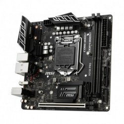 MSI H310I PRO motherboard LGA 1151 (Socket H4) Mini ITX Intel H310 Express