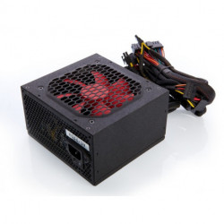 iTek DESERT 550 unité d'alimentation d'énergie 550 W ATX Noir, Rouge ITPSD550