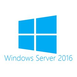 HPE Microsoft Windows Server 2016 Standard Edition ROK 16 Core - IT P00487-061