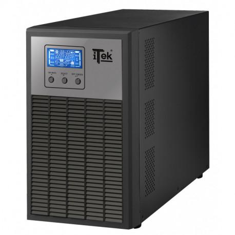 iTek WinPower 3000 uninterruptible power supply (UPS) Double-conversion (Online) 3000 VA 2400 W 4 AC outlet(s) ITUWPP3K