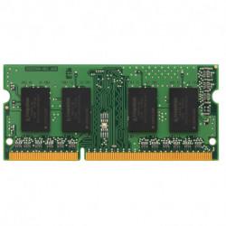 Kingston Technology ValueRAM 4GB DDR3 1333MHz Module module de mémoire 4 Go KVR13S9S8/4