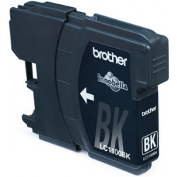 Brother LC-1100BKBP Blister Pack Original Preto 2 peça(s) LC1100BKBP