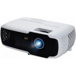 Viewsonic PA502XP Beamer 3500 ANSI Lumen DLP XGA (1024x768) 3D Desktop-Projektor Schwarz, Weiß