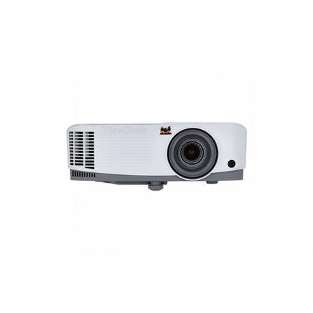 Viewsonic PA503S datashow 3600 ANSI lumens DLP SVGA (800x600) Projetor de mesa Cinzento, Branco