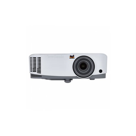 Viewsonic PA503W videoproyector 3600 lúmenes ANSI DLP WXGA (1280x800) Proyector para escritorio Gris, Blanco