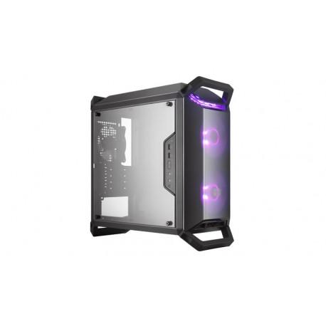 Cooler Master MasterBox Q300P Mini-Tower Schwarz MCB-Q300P-KANN-S02