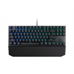 Cooler Master Gaming MK730 Tastatur USB QWERTY Italienisch Metallisch MK-730-GKCR1-IT
