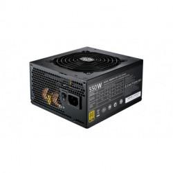 Cooler Master MWE Gold 550 unité d'alimentation d'énergie 550 W ATX Noir MPY-5501-AFAAG-EU