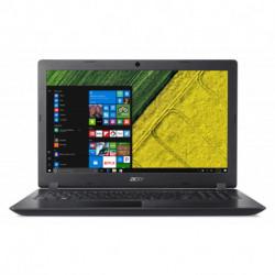 Acer Aspire 3 A315-51-50E1 Noir Ordinateur portable 39,6 cm (15.6) 1366 x 768 pixels Intel® Core™ i5 de 7e NX.GNPET.032