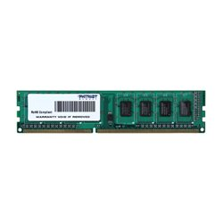 Patriot Memory 4GB PC3-10600 módulo de memoria DDR3 1333 MHz PSD34G133381