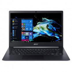 Acer TravelMate X5 X514-51T-722A Preto Notebook 35,6 cm (14) 1920 x 1080 pixels Ecrã táctil 8th gen Intel® Core™ i7 NX.VJ8ET.002