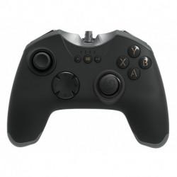 NACON PCGC-400ES mando y volante Gamepad PC Analógico/Digital Negro