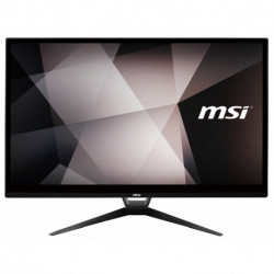 MSI Pro 22X 9M-016XEU 54,6 cm (21.5) 1920 x 1080 pixels 9th gen Intel® Core™ i3 i3-9100 4 GB DDR4-SDRAM 128 GB SSD Preto PC ...