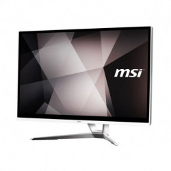 MSI Pro 22X 9M-018XEU 54,6 cm (21.5) 1920 x 1080 pixels 9th gen Intel® Core™ i3 i3-9100 4 GB DDR4-SDRAM 128 GB SSD Branco PC...