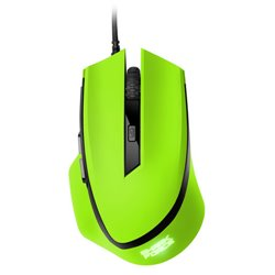 Sharkoon SHARK Force souris USB Optique 1600 DPI Droitier SHARK FORCE GREEN