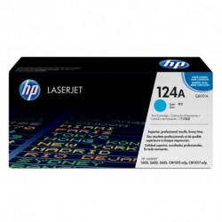 HP 124A Original Cyan 1 pc(s) Q6001A