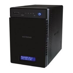 Netgear ReadyNAS 214 Eingebauter Ethernet-Anschluss Schwarz NAS RN21400-100NES