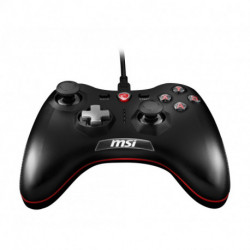 MSI Force GC20 Joystick Android,PC Analog / Digital USB 2.0 Schwarz S10-0400030-EC4