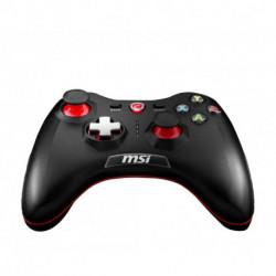 MSI Force GC30 Gamepad Android,PC Analógico/Digital USB 2.0 Negro S10-43G0030-EC4