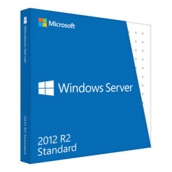 Fujitsu Windows Server 2012 R2 Standard, 2CPU/2VM, ROK S26361-F2567-D423