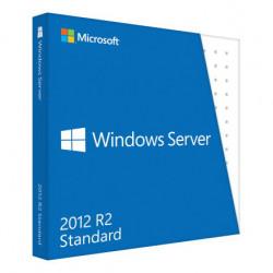 Fujitsu Windows Server 2012 R2 Standard, 2CPU/2VM, ROK S26361-F2567-D423