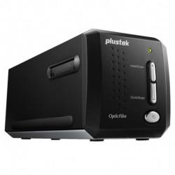 Plustek OpticFilm 8200i Ai 7200 x 7200 DPI Escáner de negativos/diapositivas Negro SCAPLOOF8200IAI