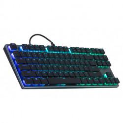 Cooler Master Gaming SK630 teclado USB QWERTY Italiano Preto, Metálico SK-630-GKLR1-IT