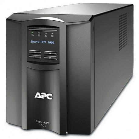 APC SMT1000IC uninterruptible power supply (UPS) Line-Interactive 1000 VA 700 W 8 AC outlet(s)