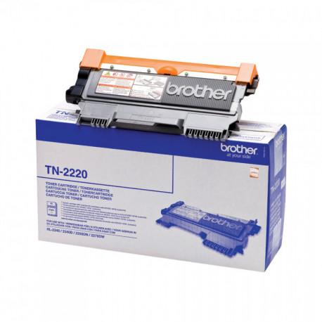 Brother TN-2220 toner cartridge Original Black 1 pc(s) TN2220