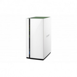 QNAP TS-228A NAS/storage server Ethernet LAN Mini Tower White