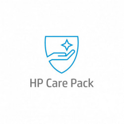 HP U7935A extensão de garantia e suporte
