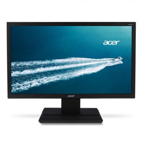 Acer V6 V246HLbd LED display 61 cm (24 Zoll) Full HD Schwarz UM.FV6EE.001