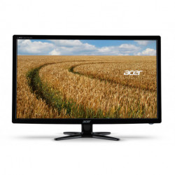 Acer G6 G276HL Lbmidx LED display 68,6 cm (27) Full HD Plana Negro UM.HG6EE.L05