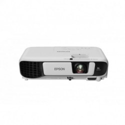 Epson EB-W42 data projector 3600 ANSI lumens 3LCD WXGA (1280x800) Desktop projector Black,White V11H845040