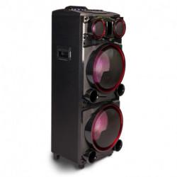 NGS Wildpunk 2 haut-parleur 700 W Noir Avec fil &sans fil 3,5mm/USB/Bluetooth WILDPUNK2