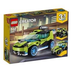 LEGO 31074 Raketen-Rallyeflitzer