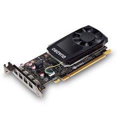 PNY VCQP1000DVI-PB placa de vídeo Quadro P1000 4 GB GDDR5
