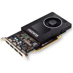 PNY VGA QUADRO P2200 1280 CUDA 5GB DDR5 DP 1.4 VCQP2200-PB